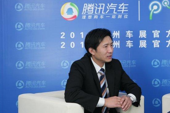 黎峥:东风乘用车布网三四线 寻求稳健发展