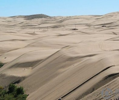 我们自驾去沙漠―陕蒙自驾游