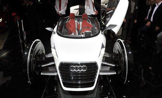 十款编辑最欣赏的法兰克福首发车 印象深刻