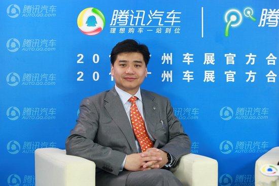 陈国章:雷诺纬度明年上海车展公布售价
