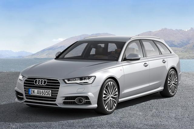 奥迪A6 Avant将6月21日上市 或售45.98万起