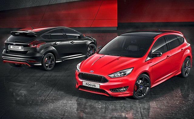 福特海外发布福克斯Sport车型 运动化升级