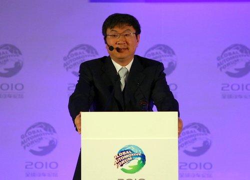 尹同跃:自主品牌利润率低 研发和品牌投入受限