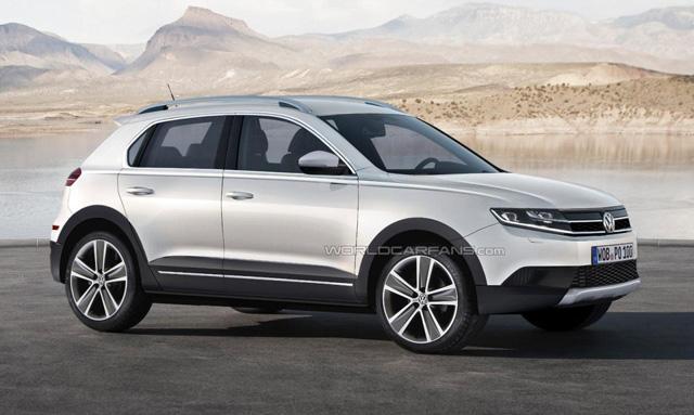 大众将发布全新小型SUV概念车 日内瓦首发