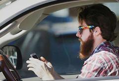 马自达申请技术专利 避免驾驶员分神