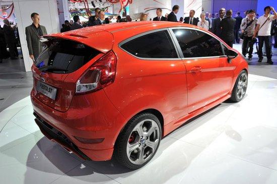 福特嘉年华ST法兰克福车展首发 即将量产