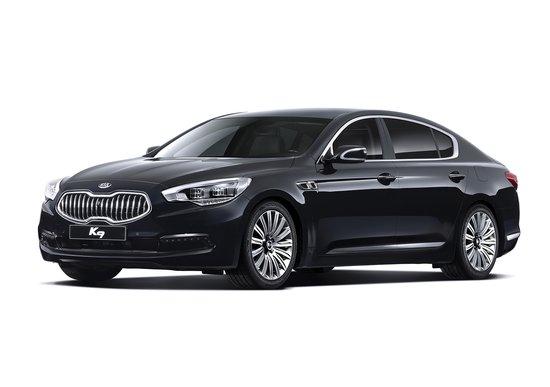 进口起亚K9中国首发 旗舰车型首次亮相国内