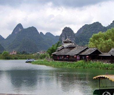 我们一起去广西―桂林自驾游