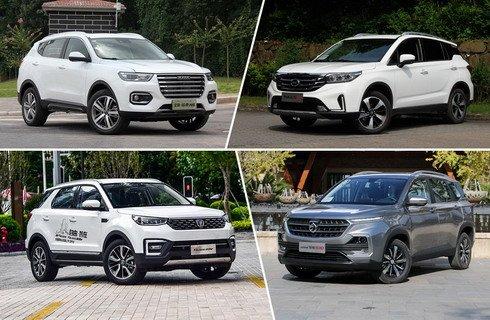 要啥合资品牌!四款精品自主紧凑型SUV推荐