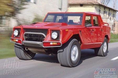 兰博基尼SUV车型将于4月北京车展首发