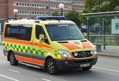 """瑞典开发救护车""""禁鸣""""系统 警告将转为FM信号"""
