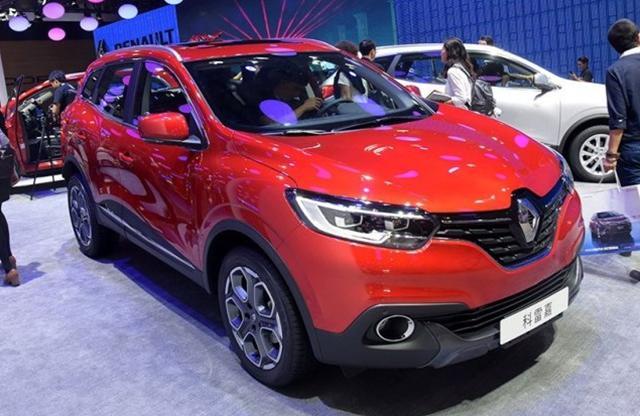 东风雷诺明年推两款SUV 更多轿车也将国产