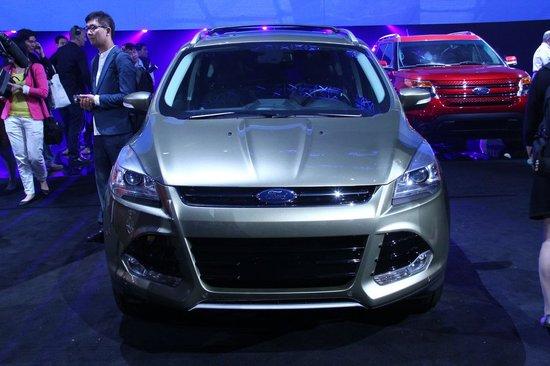 全新福特翼虎SUV车型亚洲首发 年内将国产