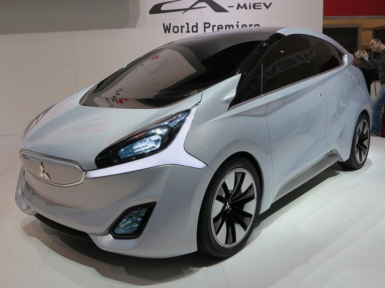 三菱CA-MiEV概念车