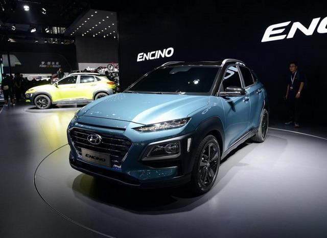 北京现代ENCINO将4月10日上市 搭1.6T动力
