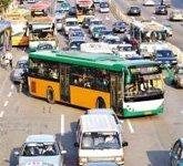 随手拍公交车不文明驾驶
