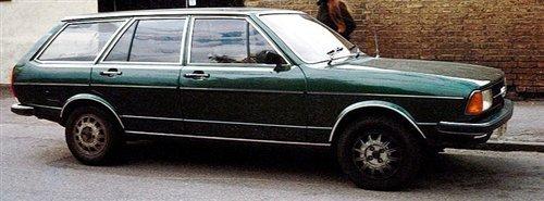 八代车型不断创新 奥迪A4发展历史简介
