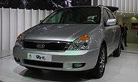 起亚:Grand VQ-R搭载全球领先的2.2升DOHC涡轮增压柴油发动机