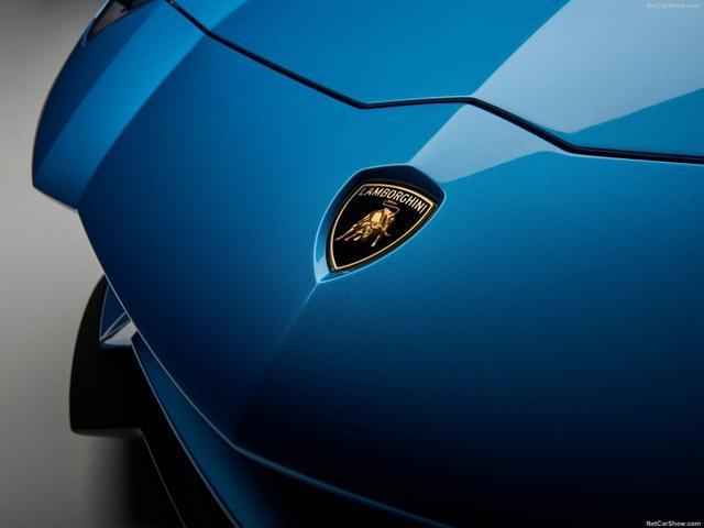 兰博基尼Aventador S敞篷版官图 3秒破百