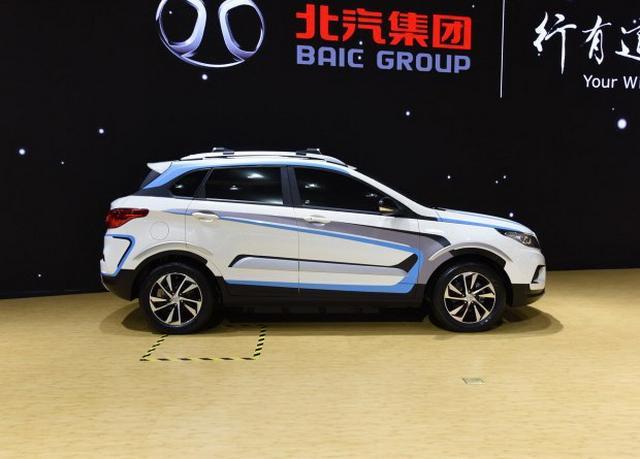 北汽新能源ET400 将于广州车展正式亮相