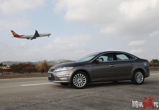 来者不善 腾讯试驾2011款福特蒙迪欧-致胜