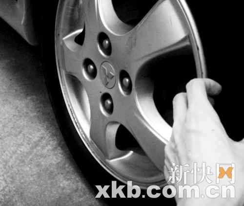 天热别让轮胎发脾气 出行前多检查
