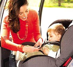车载儿童安全座椅国标缺位