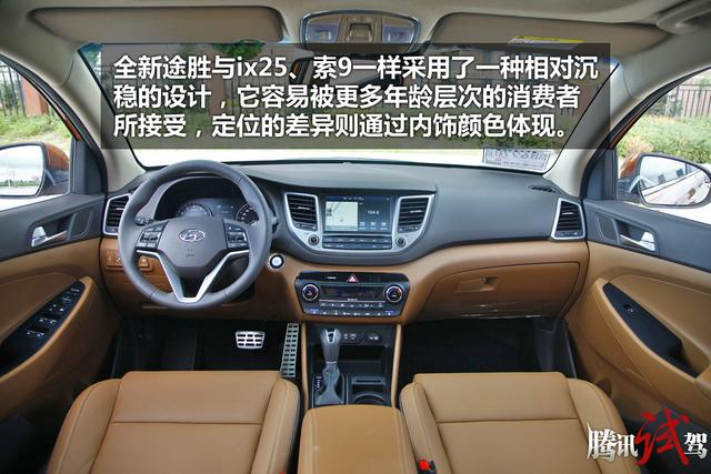试驾北京现代全新途胜1.6T 拼颜值更拼实力