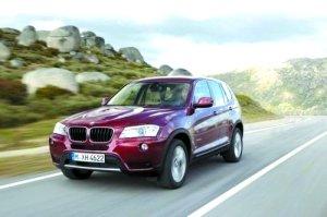 广州车展前瞻 BMW新X3\新阳光领衔首发车