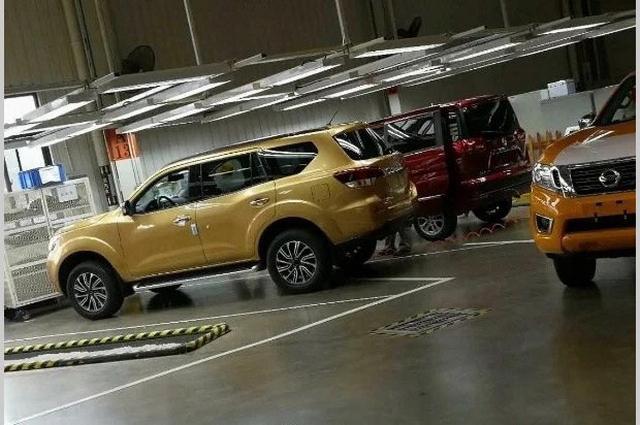全新帕拉丁官图泄露 将于广州车展首发