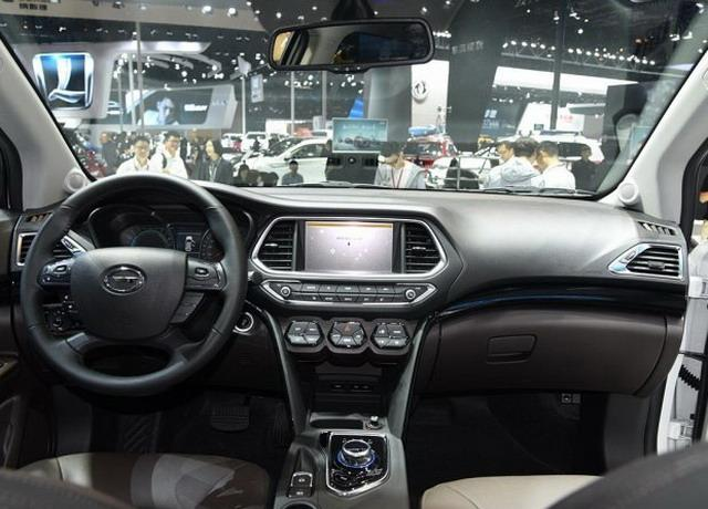广汽三菱祺智PHEV基于GS4打造 12月19日上市