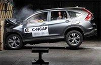 �綯�����Խ�����C-NCAP��