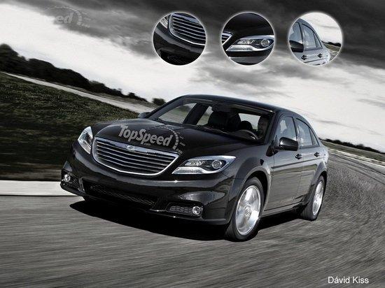 [海外车讯]克莱斯勒3款新车将配9AT变速器