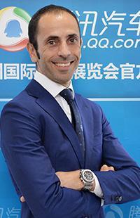 兰博基尼中国区总经理Francesco Scardaoni