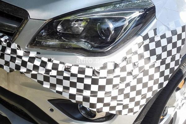 新款长安CS35内饰曝光 将增加1.5T车型