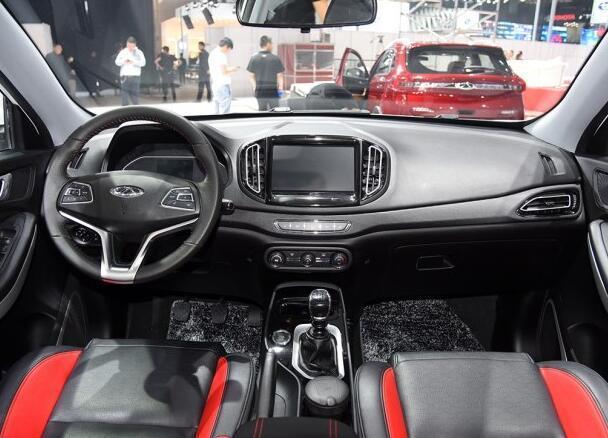 【新车首发】奇瑞新SUV瑞虎7正式发布