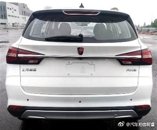 荣威再推爆款车型 RX3有望亮相成都车展