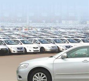 中国车市七年之痒:变革 一触即发