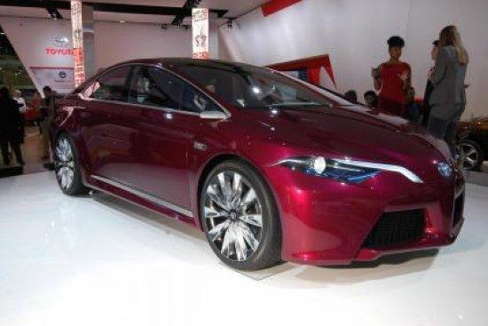 [海外车讯]丰田新车将共享TNGA模块化平台