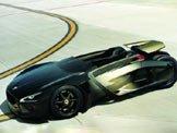 标致纯电动EX1概念车