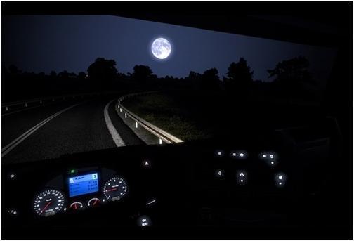 长距离开车必学开车技巧:夜间行车