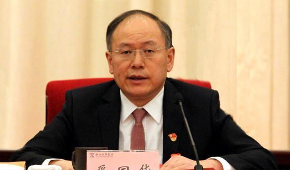 一汽宣布:奚国华担任中国一汽集团总经理
