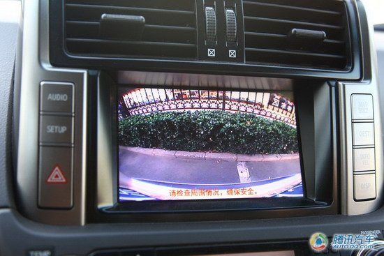 荒野行者 腾讯试驾丰田进口普拉多2.7L