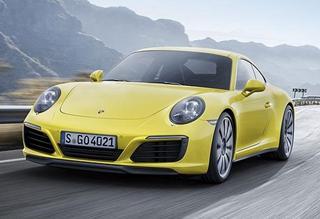 保时捷改款911四驱版发布 首次比后驱版快