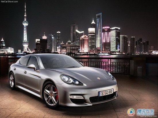 保时捷推Panamera Turbo S 上海车展首发