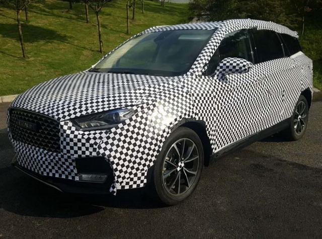 众泰再推新品牌  君马汽车首款SUV亮相