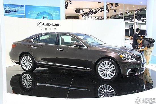 [新车解析]雷克萨斯LS600hL混动车国内首发