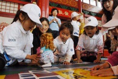 2008BMW儿童交通安全训练营首站在杭州举行