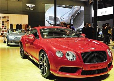 新一代宾利欧陆GT V8上市 售308万-378万