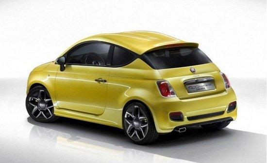 [海外车讯]菲亚特500 Zagato Coupe将量产